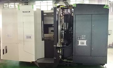 Demagisen precision NHC 6300 horizontal machining center